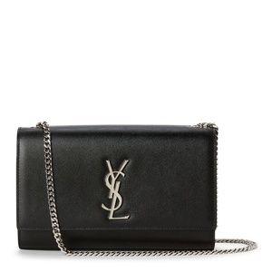 Black Kate medium chain shoulder bag